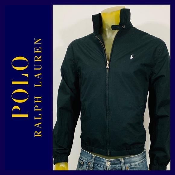 6bbfa292b Ralph Lauren Polo Cotton Twill Jacket. M 5c75d8539fe4865555001b4c